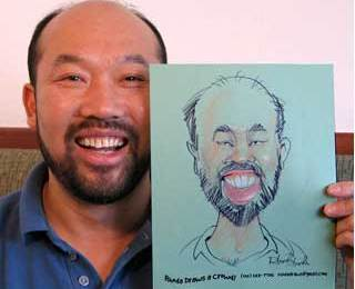 Asian-beard