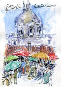 Lisbon flea market 72