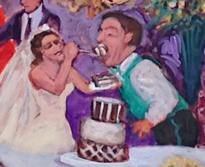 banquet 2CU couple