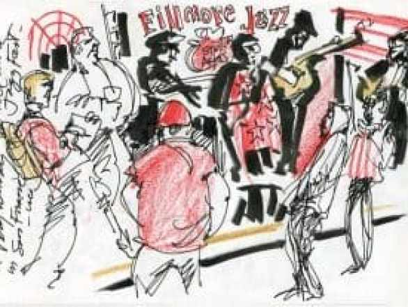 Fillmore Jazz band