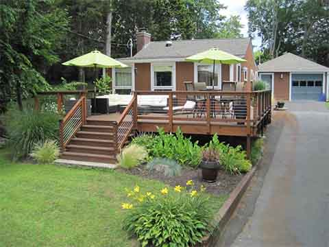 Warren, Rhode Island - Come to relax - Water view cottage ... on Warrens Outdoor Living id=40596