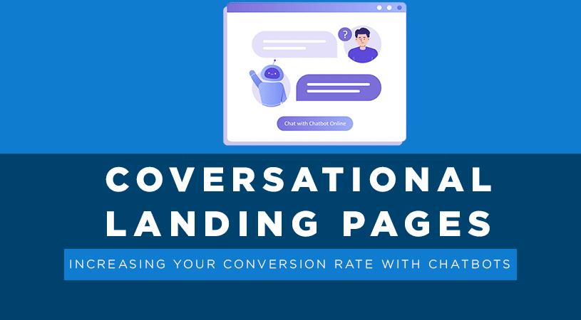 conversational landing pages blog