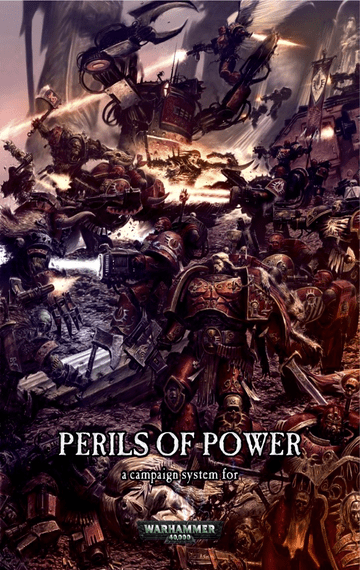 Warhammer 40,000: Perils Of Power