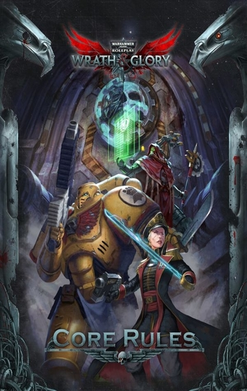 Warhammer 40,000: Wrath & Glory Core Rulebook