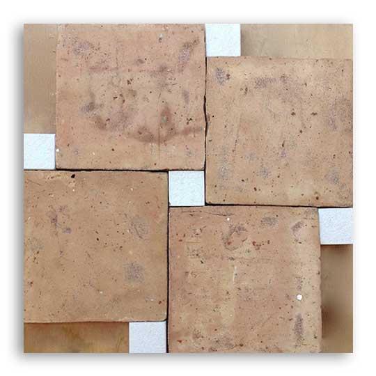 Brushed Plus Carraro Mosaic Tile