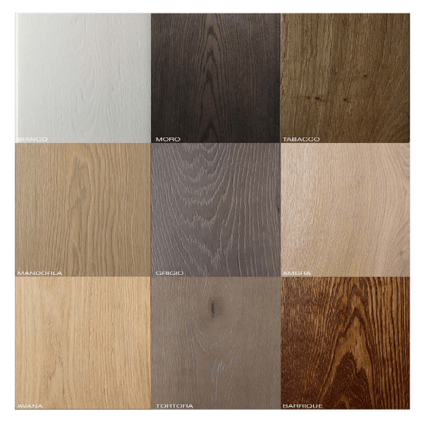 Fiore Incrostato French Oak
