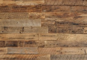 5 great ways to use reclaimed flooring