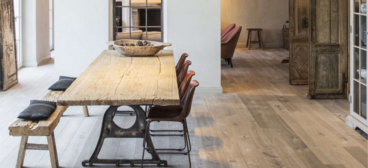 Aged French Oak Floors Quick Quotation