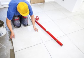 11 bathroom and kitchen floor ideas to use right now!
