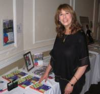 Author and her Books