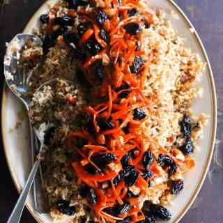 Kabuli Palau recipe for Global Feasts: Afghanistan