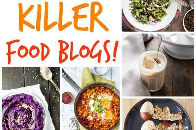 5 killer food blogs!