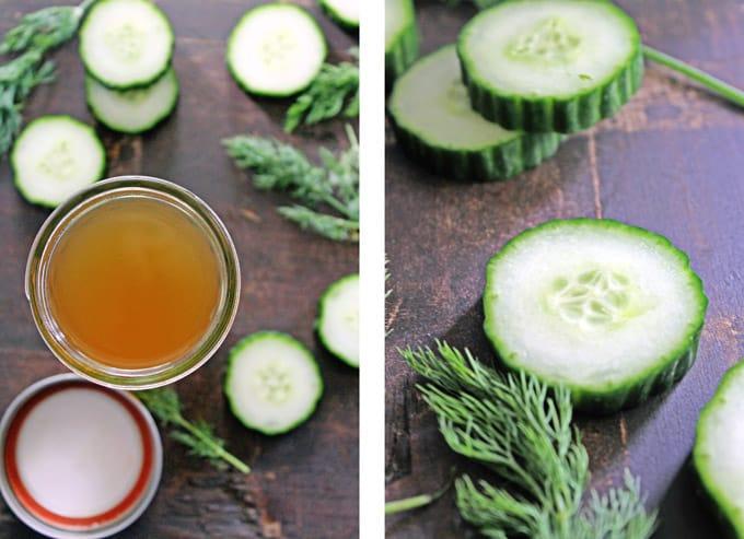 pickle flavored vodka