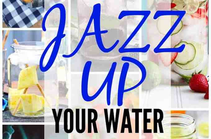 12 ways to jazz up your water this summer