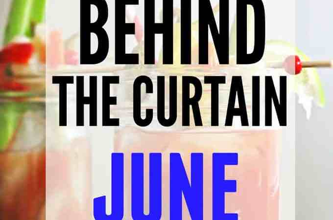 A peek behind the curtain: June 2015