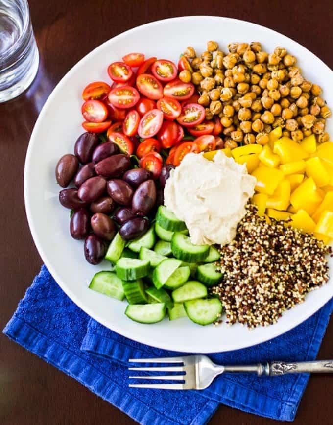 15 KILLER vegetarian chickpea dinner recipes!