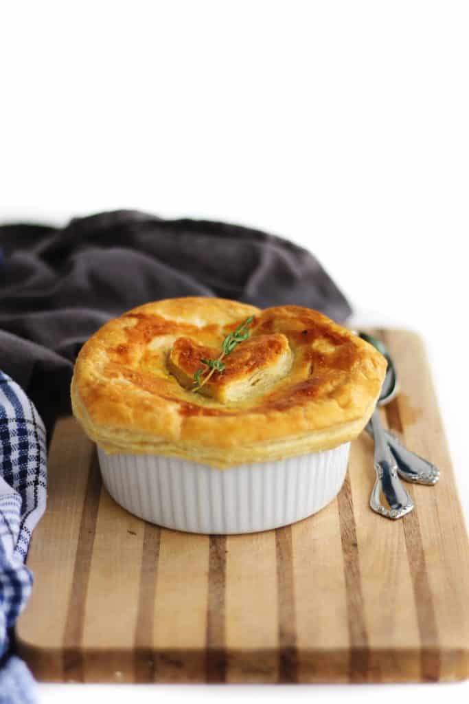 vegan pot pie recipe