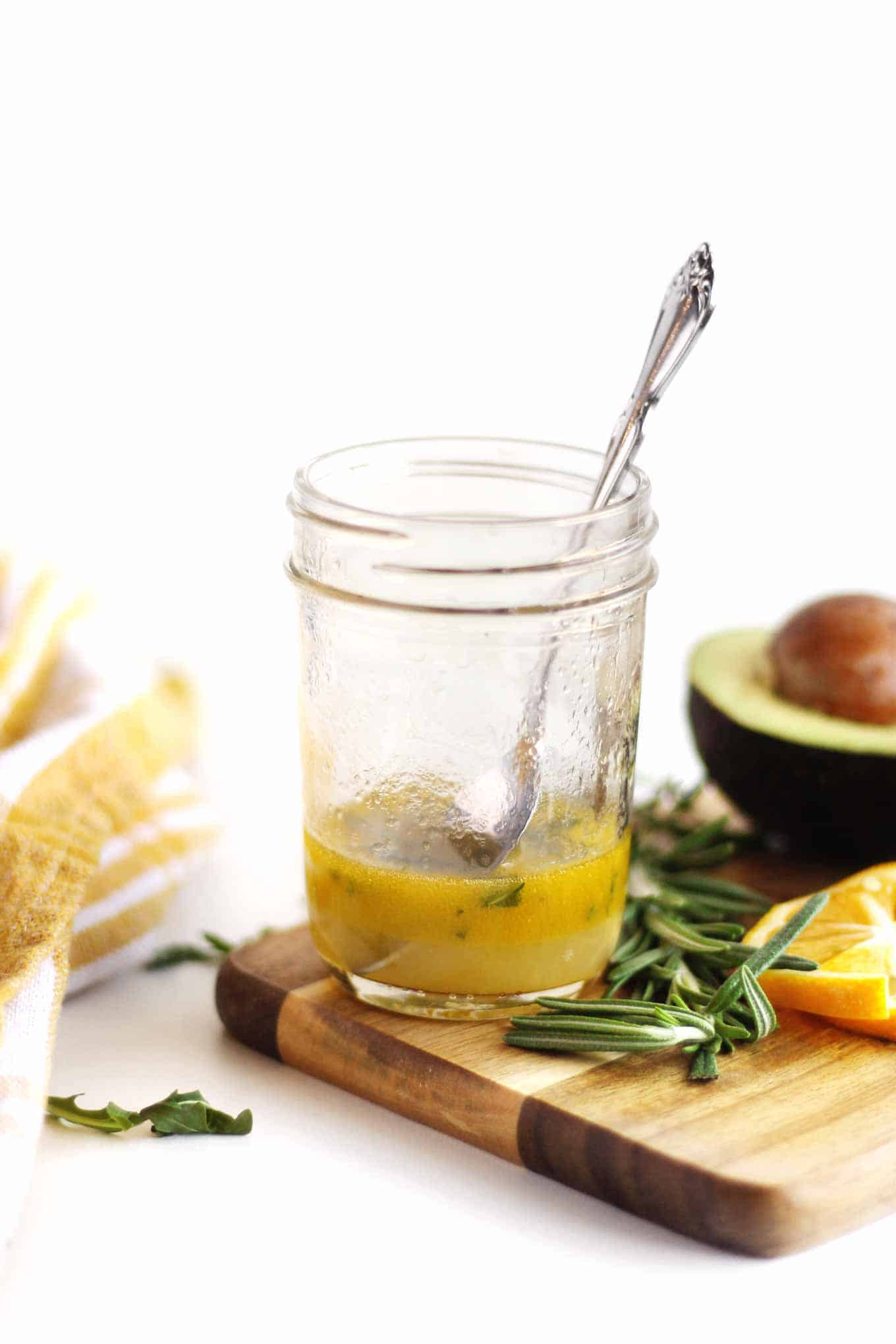 meyer lemon salad dressing
