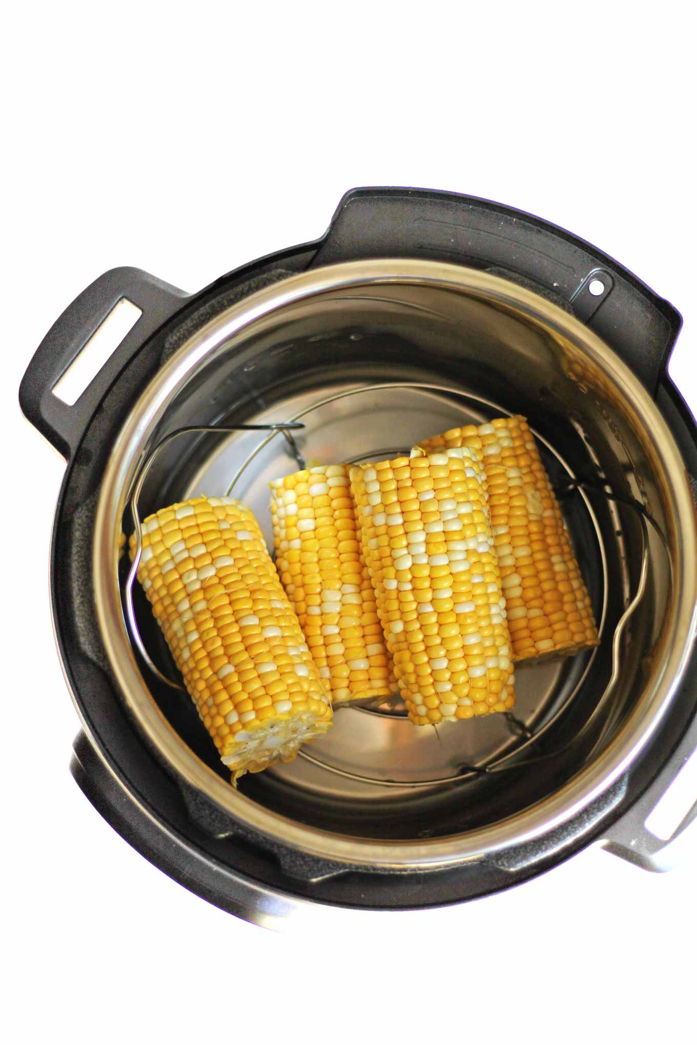 pressure cooker corn on the cob