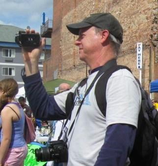 Covering Earth Day, Spokane 2010