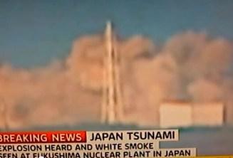 Fukushima explosion