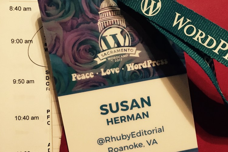 WordCamp Sacramento: 3 Takeaways