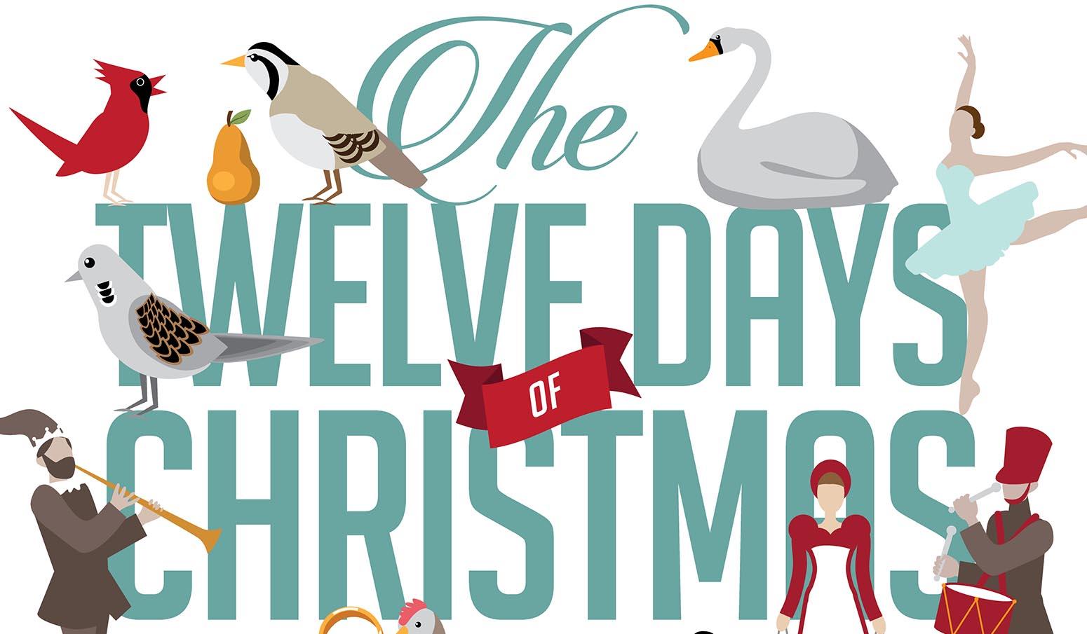 12 Days Of Christmas Giving Winn
