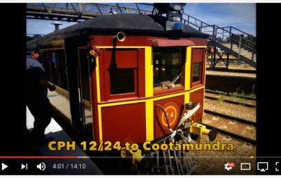 Video coverage of Rhythm n Rail 2016