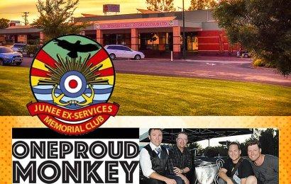 Junee Ex Service Club presents One Proud Monkey (2017)