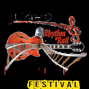 Junee Rhythm n Rail Festival 2017 Logo