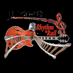 Junee Rhythm n Rail Festival Logo