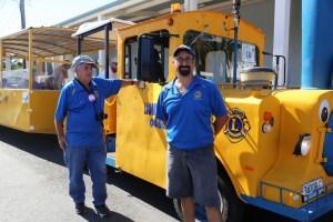 Leeton Lions Club Train & Drivers