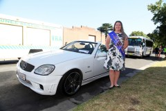 2016 Junee Show Girl, Caroline Duddy, ready to join the Parade