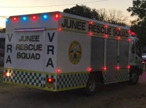 VRA Junee Rescue Squad  Truck