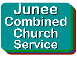 Junee Combined Church Service Logo