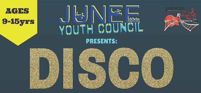 Junee Youth Council Disco (2018)