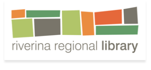 Riverina Regional Library Logo