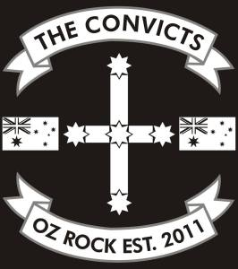 The Convicts Oz Rock logo