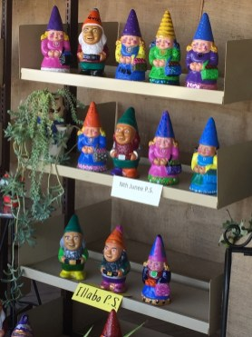 Gnome Challenge -- Entries from North Junee Public School and Illabo Public School