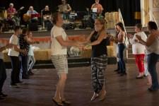 Having fun at the Junee Bush Dance