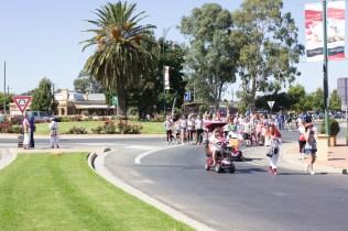 Junee Street Parade Entrants