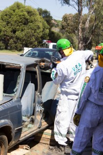 VRA Junee Rescue Branch Simulated Exercise