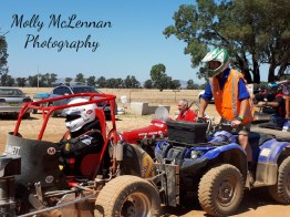 Ready on the grid for another run at Illabo Motorsports Park