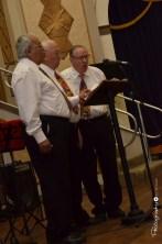 Performance in the Athenium Theatre Junee [2015 Rhythm n Rail]
