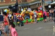 Kids Zone in Railway Square [2015 Rhythm n Rail]