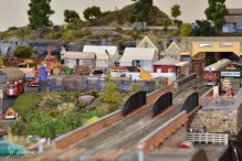 Model Train Display [2016 Rhythm n Rail]