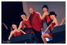 Cabaret Act in the Athenium Theatre [2016 Rhythm n Rail]