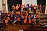 Tuggeranong Ukulele Group performing at the Athenium Theatre [2016 Rhythm n Rail]