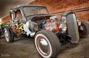 Classic Cars on display at the Junee Ex-Services Memorial Club [2016 Rhythm n Rail]
