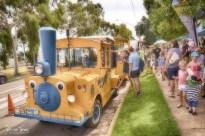 All aboard the Leeton Lions Train [2016 Rhythm n Rail]